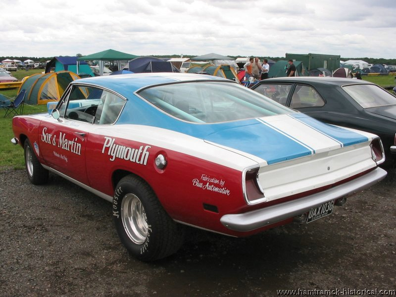 the mighty mopar essay