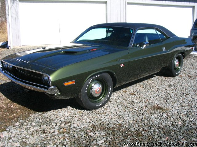 New Dodge Barracuda >> The 1970 Hamtramck Registry - A & E Body Exterior Color Selection - EF8