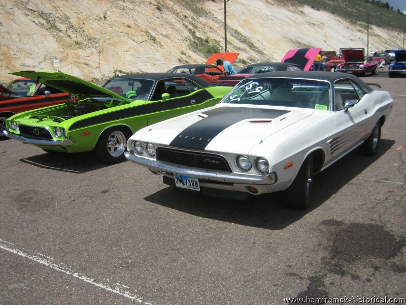 The 1970 Hamtramck Registry 1972 Challenger Photos