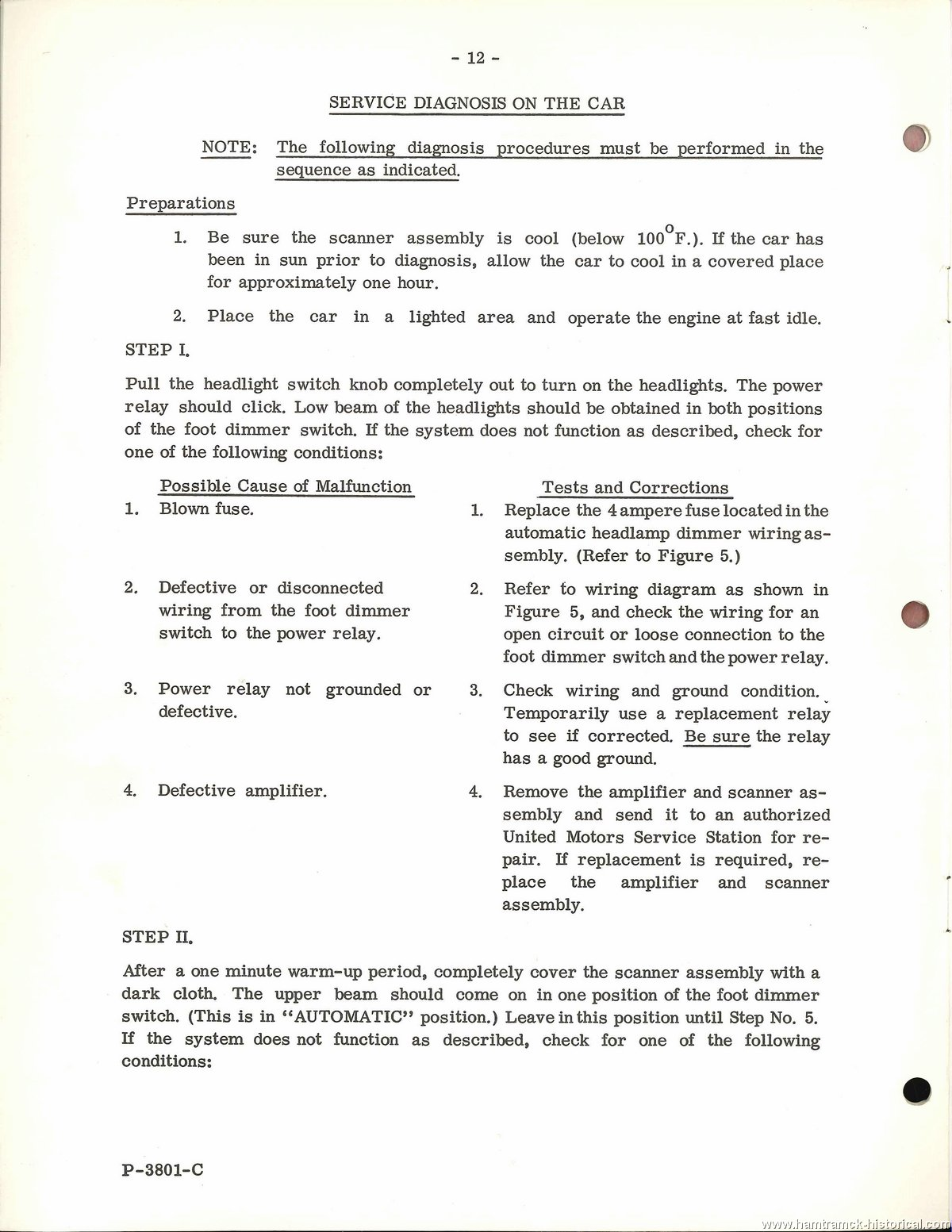 The 1970 Hamtramck Registry 1966 Tsbs And Related Material Index Page Chrysler Wiring Diagram 14 15