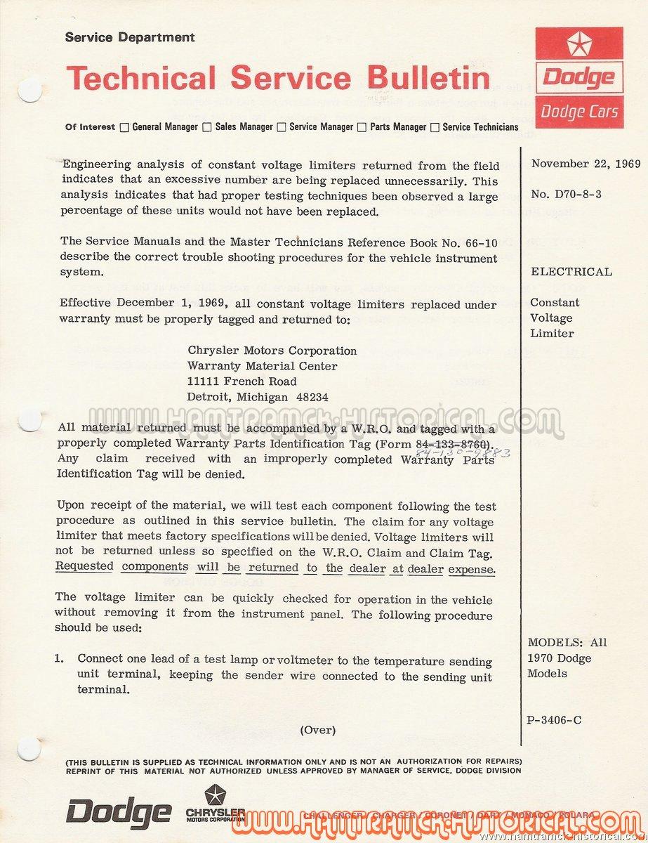 Dodge 360 Engine Identification