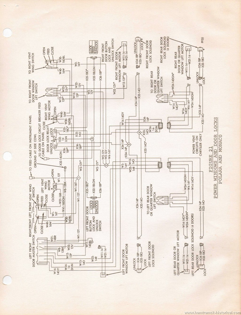 08-13-72D%20p2 Radio Wiring Diagram For Dodge Charger on