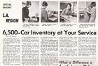 Image: 6500 car inventory march 1966