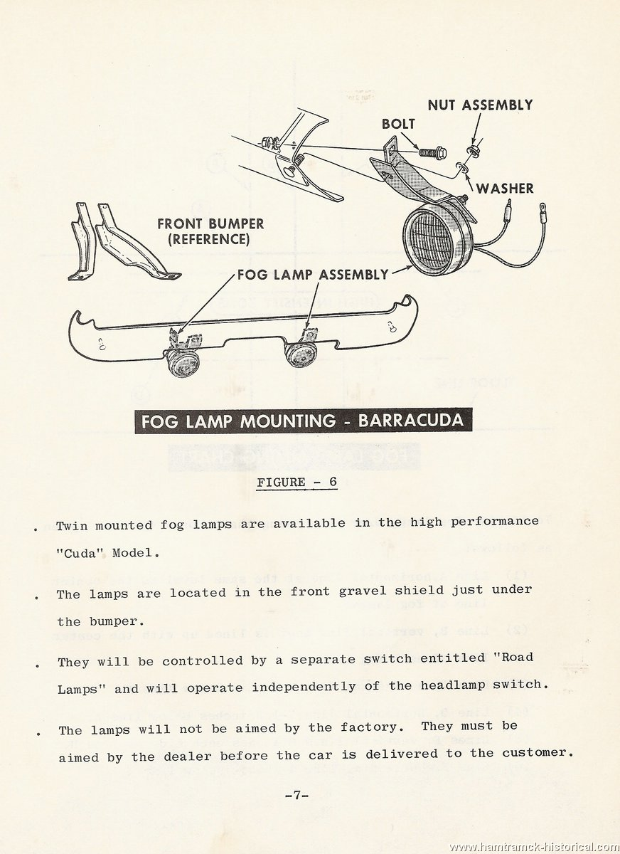 1970 Cuda Fog Lamp Wiring Diagram Fuse Box Plymouth Road Runner Dash Bracket Installation 1971 Moparts Rh Board Org Challenger 1969