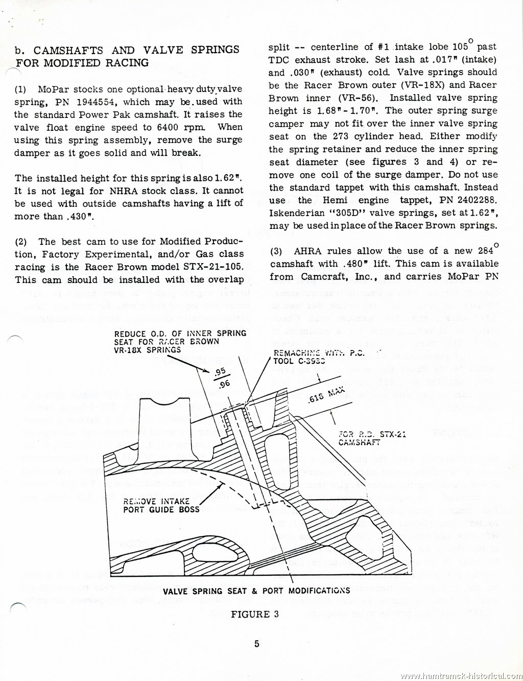 The 1970 Hamtramck Registry - 273-318-340 Engine Tune-Up Tips