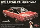 69 Dodge Dart White Hat Special