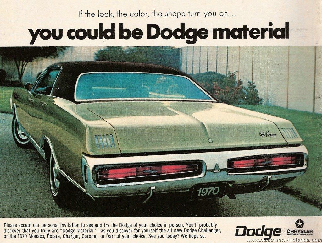 1977 Dodge Monaco - CarDomain.