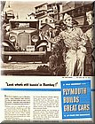 Image: Plymouth ad - December 1944