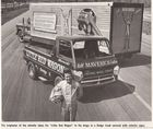 Image: little red wagon hauler 1969